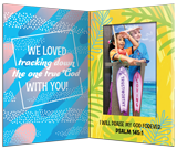 Mystery Island VBS: Photo Frame