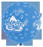 Mystery Island VBS: Balloons