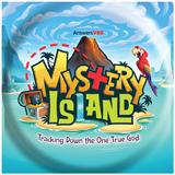 Mystery Island VBS: Logo Button
