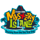 Mystery Island VBS: Iron-On Patch