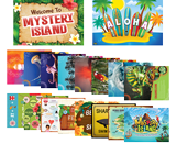 Mystery Island VBS: Decoration Poster Set
