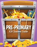 Mystery Island VBS: Pre-Primary Student Guide: KJV