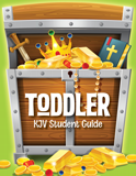 Mystery Island VBS: Toddler Student Guide: KJV