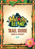 Mystery Island VBS: Trail Guide and Sticker Set: Junior and Primary: KJV