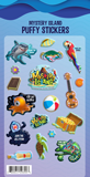 Mystery Island VBS: Puffy Sticker Set