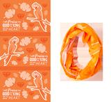 Mystery Island VBS: Tubular Bandanas: Orange