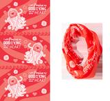 Mystery Island VBS: Tubular Bandanas: Red
