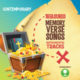 Mystery Island VBS: Memory Verse Songs Contemporary Digital Album - Instrumental Tracks