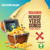 Mystery Island VBS: Memory Verse Songs Contemporary Chord Charts