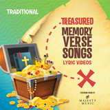 Mystery Island VBS: Traditional Memory Verse Song Lyric Videos