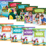 Mystery Island VBS: Leader Guide PDF Pack