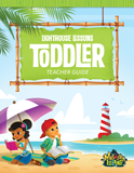 Mystery Island VBS: Toddler Teacher Guide: PDF
