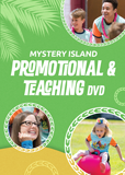 Mystery Island VBS: Promotional & Teaching DVD: Video Download