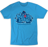 Mystery Island VBS: Everyone T-Shirt: Youth Medium
