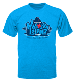 Mystery Island VBS: Everyone T-Shirt: Adult Medium
