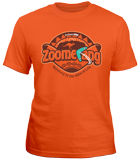Zoomerang VBS: Orange T-Shirt: Adult Medium