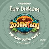 Zoomerang VBS: Memory Verse Songs Traditional Digital Album - Split Tracks