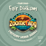 Zoomerang VBS: Memory Verse Songs Traditional Digital Album - Instrumental Tracks