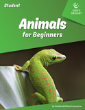 God's Design: Animals Student Workbook Set for Beginners