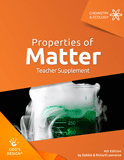 God's Design for Chemistry and Ecology: Properties of Matter Teacher Supplement