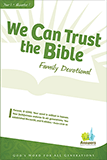 ABC Sunday School (Y1): Family Devotional - Adults: Q1 5-pack