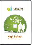 ABC High School Teacher Kit on CD-ROM: Quarter 1