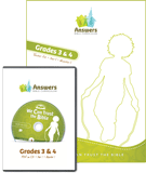 ABC: Grades 3 & 4 Teacher Kit Y1 Q1: Print + CD Combo