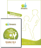 ABC: Grades 5 & 6 Teacher Kit Y1 Q1: Print + CD Combo