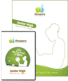 ABC: Junior High Teacher Kit Y1 Q1: Print + PDF Combo
