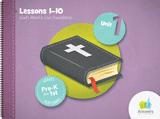 ABC: Pre-K – Grade 1 Flip Chart: Unit 1