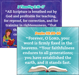 ABC: Grade 2 – Grade 5 Memory Verse Posters (2) Year 1: Unit 1