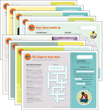 ABC: Grades 4–5 Take Home Sheets: Unit 1