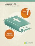 ABC: Adult Teacher Guide Year 1: Unit 1
