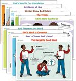 Grades 2-5 Lesson Theme Posters