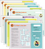 ABC: Grades 4–5 Take Home Sheets (KJV): Unit 1
