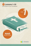 ABC: Adult Student Guide (KJV): Unit 1
