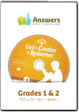 ABC: Grades 1 & 2 Teacher Kit Y1 Q2: PDF on CD