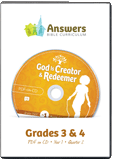 ABC Grades 3&4 Teacher Kit on CD-ROM (Y1): Quarter 2