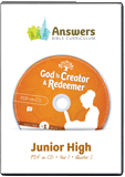 ABC Junior High Teacher Kit on CD-ROM (Y1): Quarter 2
