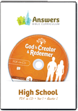 ABC High School Teacher Kit on CD-ROM: Quarter 2