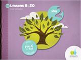 ABC: Pre-K – Grade 1 Flip Chart (KJV): Unit 2