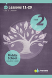 ABC: Middle School Student Guide (KJV): Unit 2