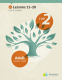 ABC: Adult Teacher Guide Year 1 (KJV): Unit 2