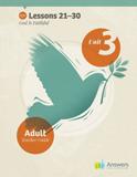 ABC: Adult Teacher Guide (KJV): Unit 3