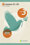 ABC: Adult Student Guide Year 1 (KJV): Unit 3
