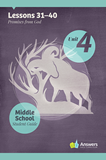 ABC: Middle School Student Guide Year 1: Unit 4