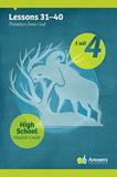 ABC: High School Student Guide: Unit 4