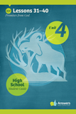 ABC: High School Student Guide Year 1 (KJV): Unit 4
