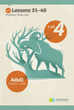 ABC: Adult Student Guide Year 1 (KJV): Unit 4