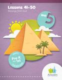 ABC: Pre-K – Grade 1 Teacher Guide: Unit 5